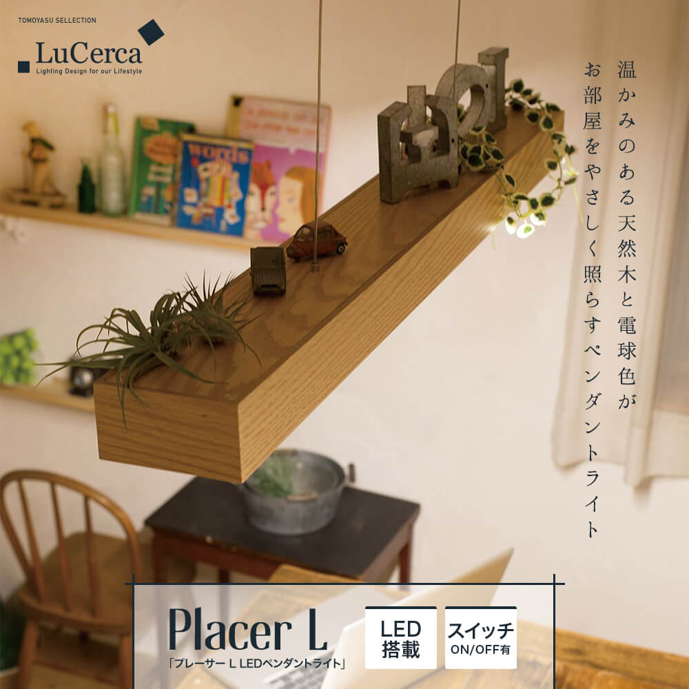Placer L プレーサー L LEDペンダントライト
